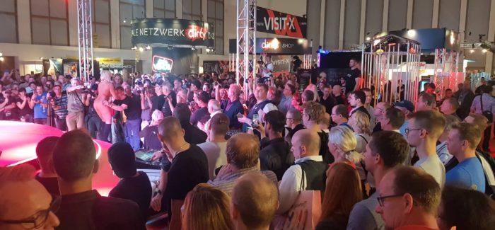 Novinky ze světa erotiky – VENUS festival Berlín