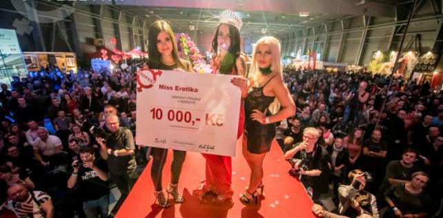 Přihlašte se do pátého ročníku soutěže Miss Erotika