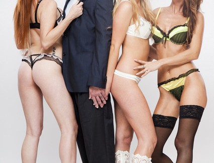 Erotický veletrh Sex-Expo 2011