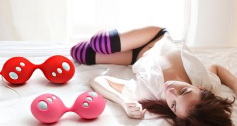 Jak předejít inkontinenci? Používejte Venušiny kuličky