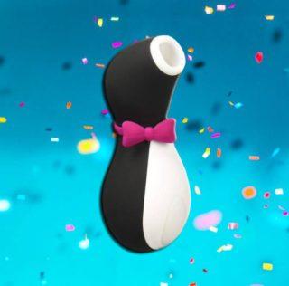 Recenze od naší testerky Kristýny na Satisfyer Penguin