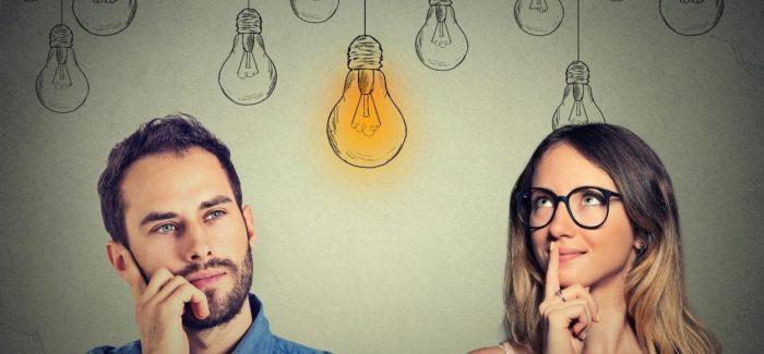 Sapiosexuál: Když se inteligence prolíná s erotikou